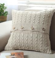 Woven Sofa Creative Nordic Simplicity Pillowcase