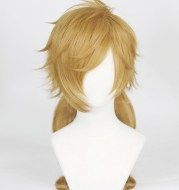 Monster Incident Drum Eight Thousand Extra Thick Ponytail Cos Wig