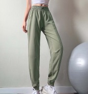 Women's Fashion Trousers Running Thin Loose Track Pants