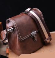 Mobile Phone Bag All-Match Leather Messenger Bag