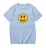 Fashion Simple Smile High Street Couple T-Shirt