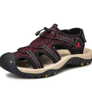 Men's Non-slip Outdoor Baotou Sandals And Slippers