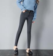 Korean Style Student High Waist Jeans Women