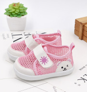 Toddler Shoes Baby Net Shoes Breathable Soft Bottom Non-Slip Sandals