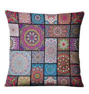 Linen Pillow Cushion Cover