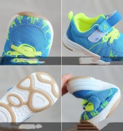 Spring And Autumn Baby Shoes Soft-soled Non-slip Functional Shoes