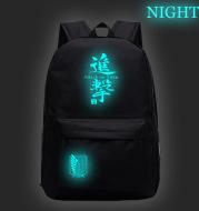 Anime Attack Giant Luminous Backpack