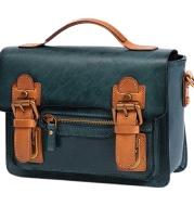 Ladies Single Shoulder Messenger Bag Large Capacity Leather Handbags