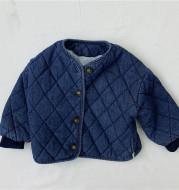 Baby Autumn Winter Cowboy Coat