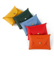 Fashion Simple All-Match Leather Coin Purse Small Jewelry Box