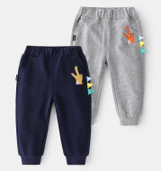 New Children's Trousers, Children's Cartoon Pants
