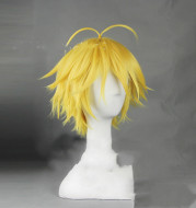 The Seven Deadly Sins Of Wide Silk Yellow Wig
