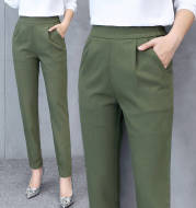 Fashionable Casual Women's Trousers