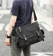 Messenger Bag Trendy Fashion Casual Student School Bag