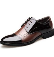 Men's Business Formal Wear Casual British Leather Shoes