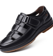 Breathable Hole Hollow Dad Casual Shoes