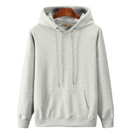 Hooded Sweatshirt Men's Korean Style Trendy Men's Hooded Sports Hoodie