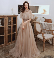 High-End Elegant Tail Dress Can Be Worn Daily For WEomen