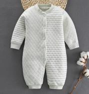 Cotton Jumpsuit Baby Winter And Spring Jumpsuit Cotton Warm Romper Romper