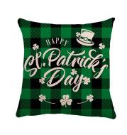 New St. Patrick's Day Linen Pillowcase Sells Best Across The Border
