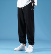 Men's Casual Lantern Loose-fit Trousers