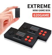 8-bit Mini FC620AV Game Wireless 2.4G Gamepad
