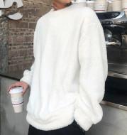 New Winter Polar Fleece Fried Street Lamb Wool Coat