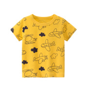 New Summer Children's Short Sleeved T Shirt