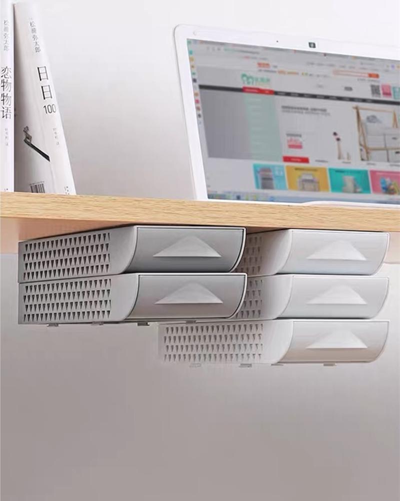 Home Office Organizer Hidden Storage Box