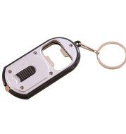Household LED Bottle Opener Keychain Light Gifts