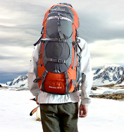 Large Capacity Multifunctional Bag Mountaineering Bag Shoulder Men