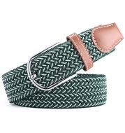 Elastic Woven Belt, Buckle Elastic Belt