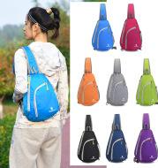 Outdoor Shoulder Bag Men's Multifunctional Waterproof Messenger Bag