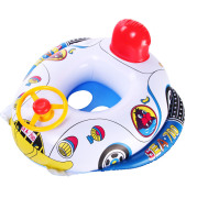 Airplane Boat Infant Swimming Ring