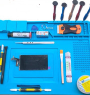 Mobile Phone Computer Repair Magnetic Heat Insulation Work Mat