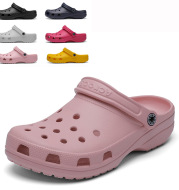 Crocs Toe Shoes Soft Soled Slippers For Summer Use