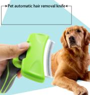 Combs Grooming-Brush Deshedding-Tool Pet-Hair-Remover Edge-Trimming Dog-Cat-Rake Furmine