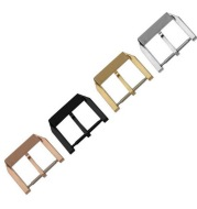 Stainless Steel 304 Buckle Brushed Polished Watch Buckle