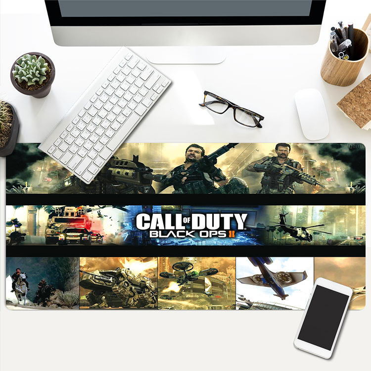 Tapis de souris Call Of Duty Black Ops 2 mosaïque