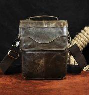 Retro Men's Summer Travel Outdoor One Shoulder Diagonal Bag