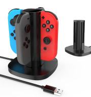 Joy-Con Left And Right Small Handle Charging Base
