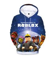 Cool Digital Printing New Cross-Border E-Commerce Hot Style Jacket Sweater