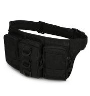 Tactical Camouflage Training Waist Bag Outdoor Waterproof