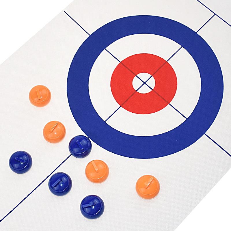 Tabletop Curling Game 3