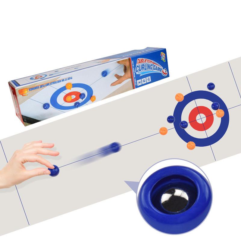 Tabletop Curling Game 2