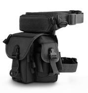 Outdoor Tactical Drop Leg Thigh Bag Utility Waist Bag