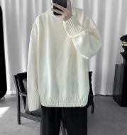 Fashion Simple Men's Thick Turtleneck Sweater