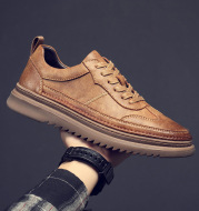 Men's British All-match Low-top Sneakers