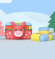 Children's Small Slr Hd Digital Camera Toy