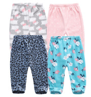 New Children's Clothing, Children's Home Long Pants, Baby Butt Pants